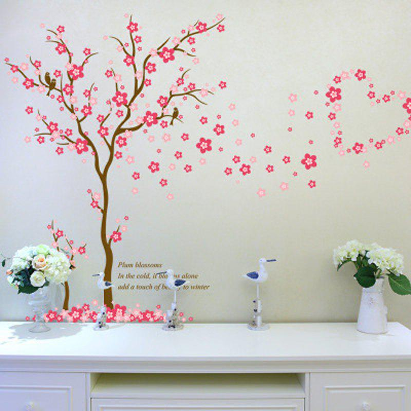 Sale The Tree Plum Flower Wall Sitting Room Bedroom Setting Wall Adornment Wall Posts