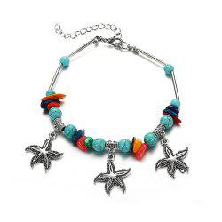 Shell Anklet Beads Starfish Anklets For Women -