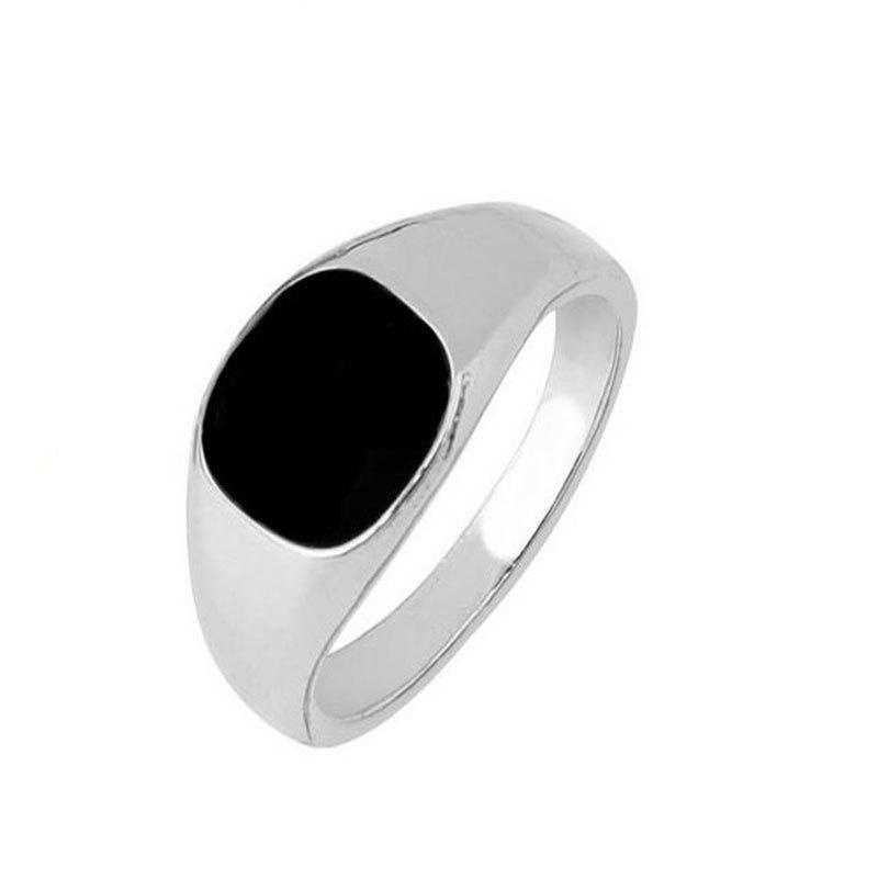 Trendy Men'S Ring Fashion and Personality