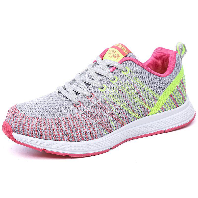 Sale Women'S Mesh Breathable Lightweight Running Shoes