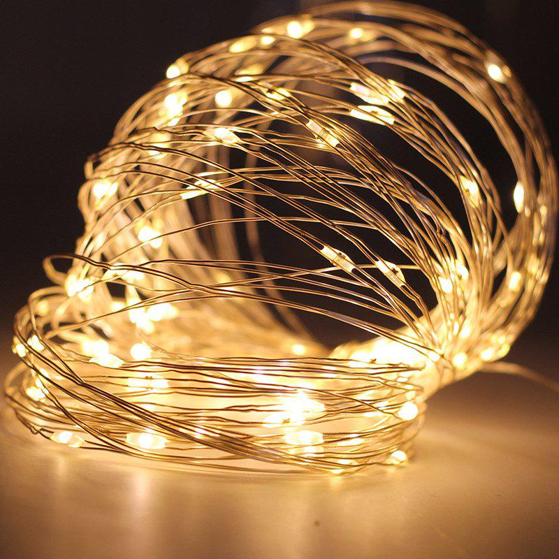 New YEDUO Copper Wire LED String Lights Night For Garland Fairy Christmas Tree