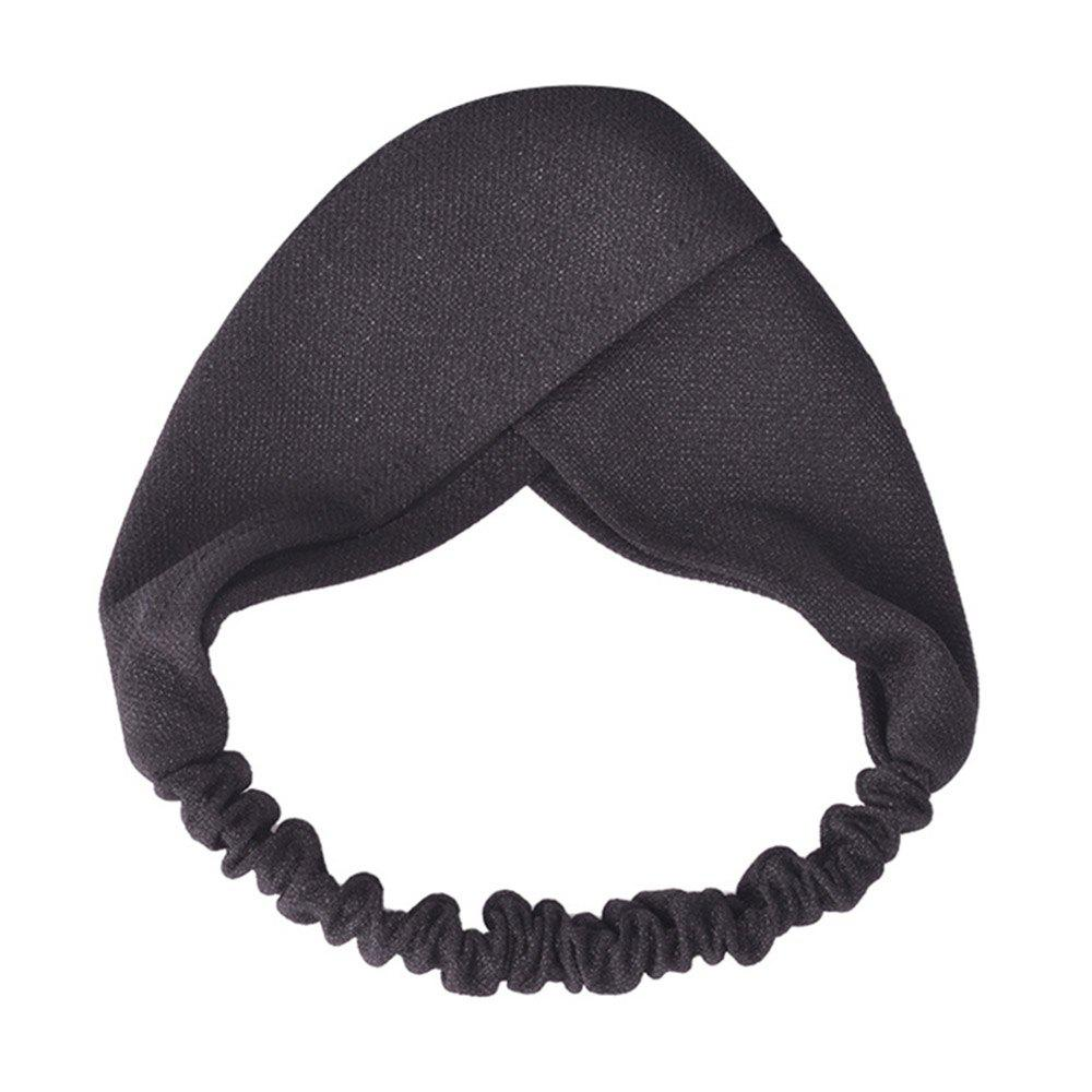 Online Simple Fashion Cross-Knot Hairband