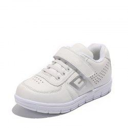 Louise Cliffe children's white shoes are comfortable and breathable children's s -