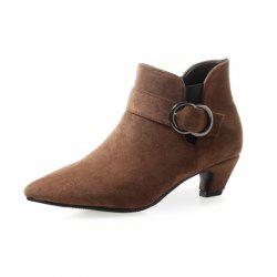 Pointed To Thick with Wild Women'S Boots -