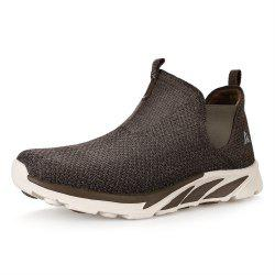 HUMTTO Women Running Shoes Breathable Fabric Height Increasing Casual Shoes -