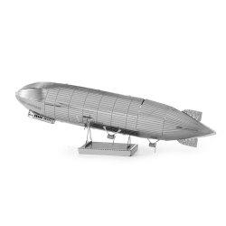 Zeppelin Airship 3D Metal High-quality DIY Laser Cut Puzzles Jigsaw Model Toy -