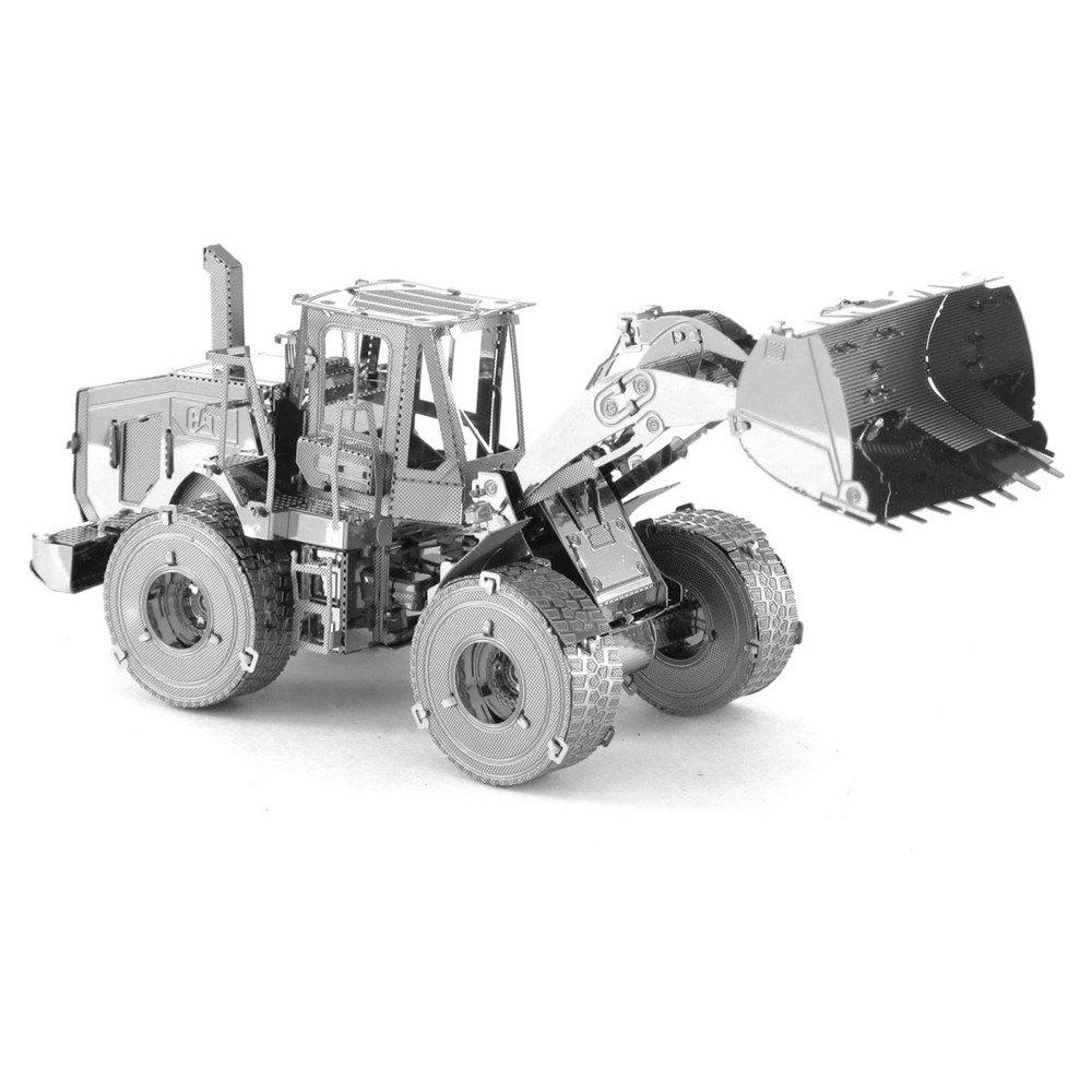 Cheap Wheel Loaders 3D Metal High-quality DIY Laser Cut Puzzles Model Toy