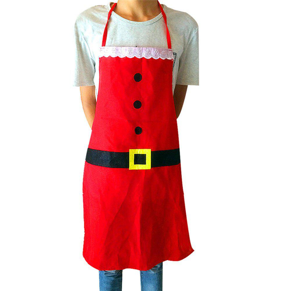Unique WS Christmas Decorations Aprons Kitchenware Holiday Decorations