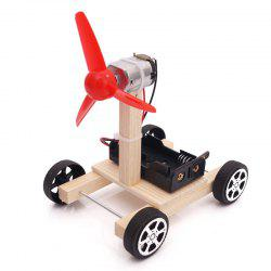 Bricolage Air Vehicle Vehicle Science Education Toy -