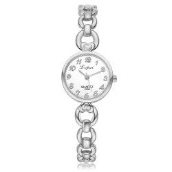 Alloy Contracted and Fashionable Women'S Quartz Wrist Watch -