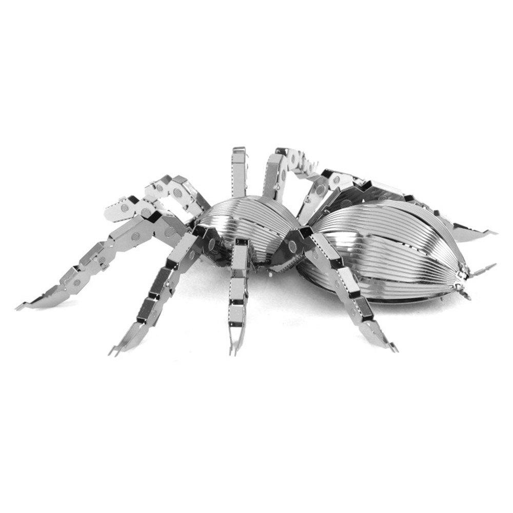 Spider 3D Metal High-quality DIY Laser Cut Puzzles Jigsaw Model Toy