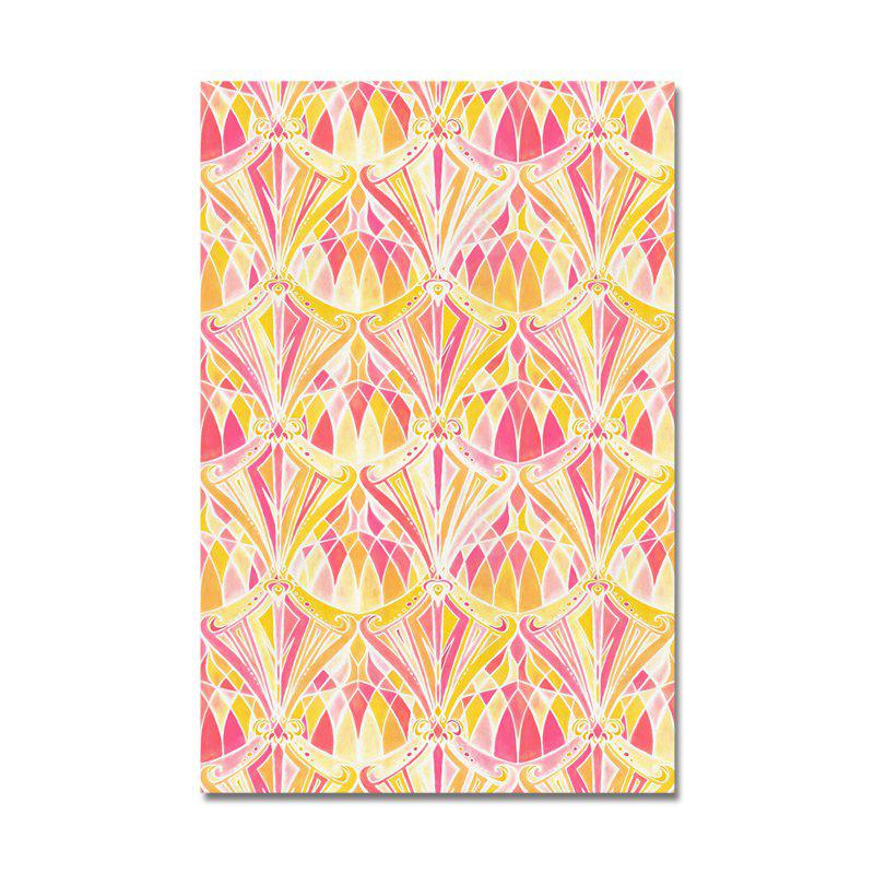 DYC Beautiful Pattern Art Print Multi