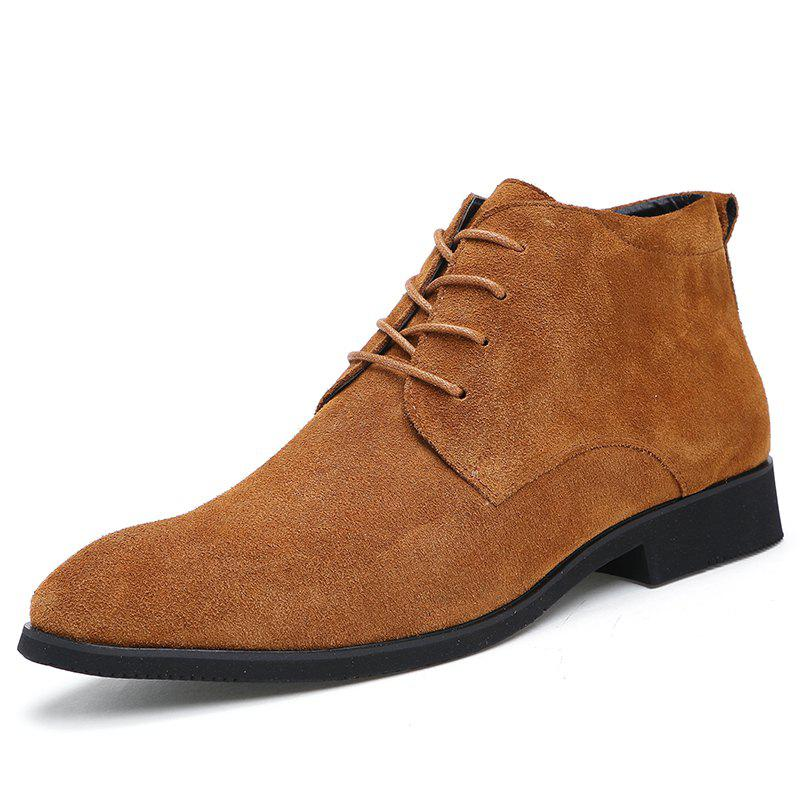 a9935dc6fb793 Discount New Fashion Men Business Leather Lace-Up British Style Formal Shoes
