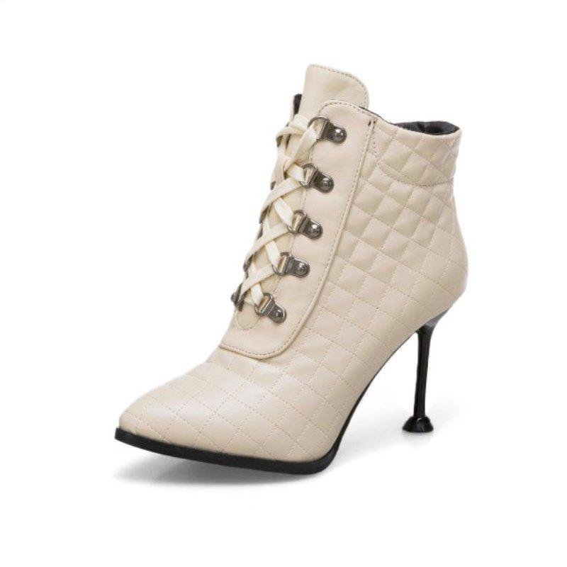 Buy Stiletto Boots with Stiletto Top