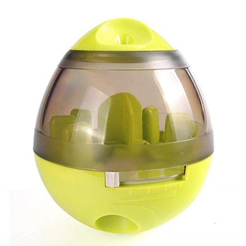 Outfit Pet Tumbler Shaking Food Leaking Ball Puzzle Ball Feeding Toy