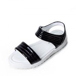 Louise Cliffe Children's Shoes Summer Girl's Non-Slip Flat Breathable Princess -