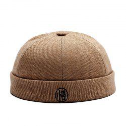 Male and Female Hip Hop Children's Personality Curling Parent-child Cap -