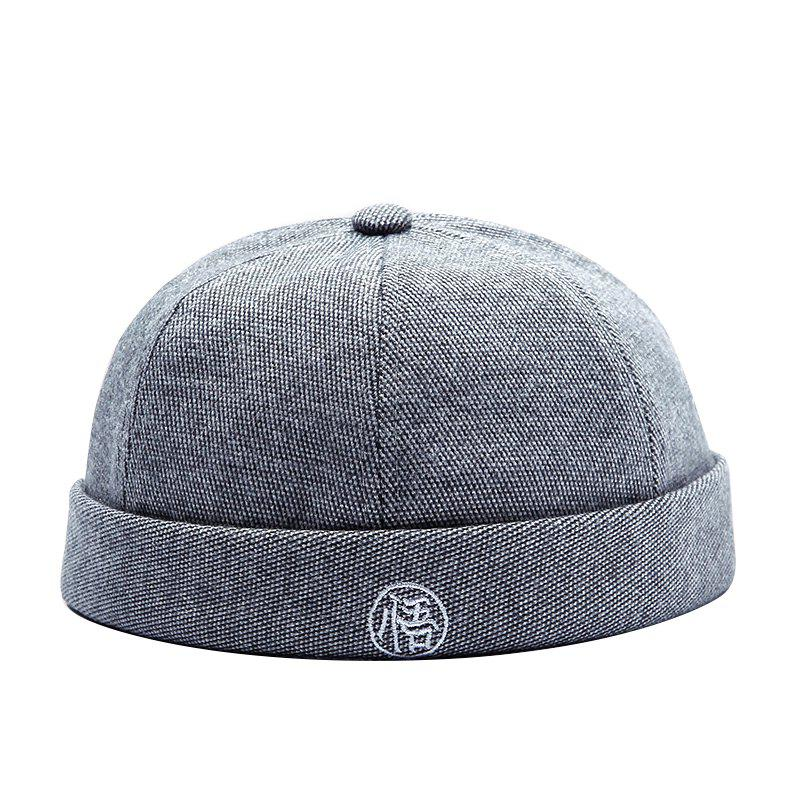 Discount Male and Female Hip Hop Children's Personality Curling Parent-child Cap
