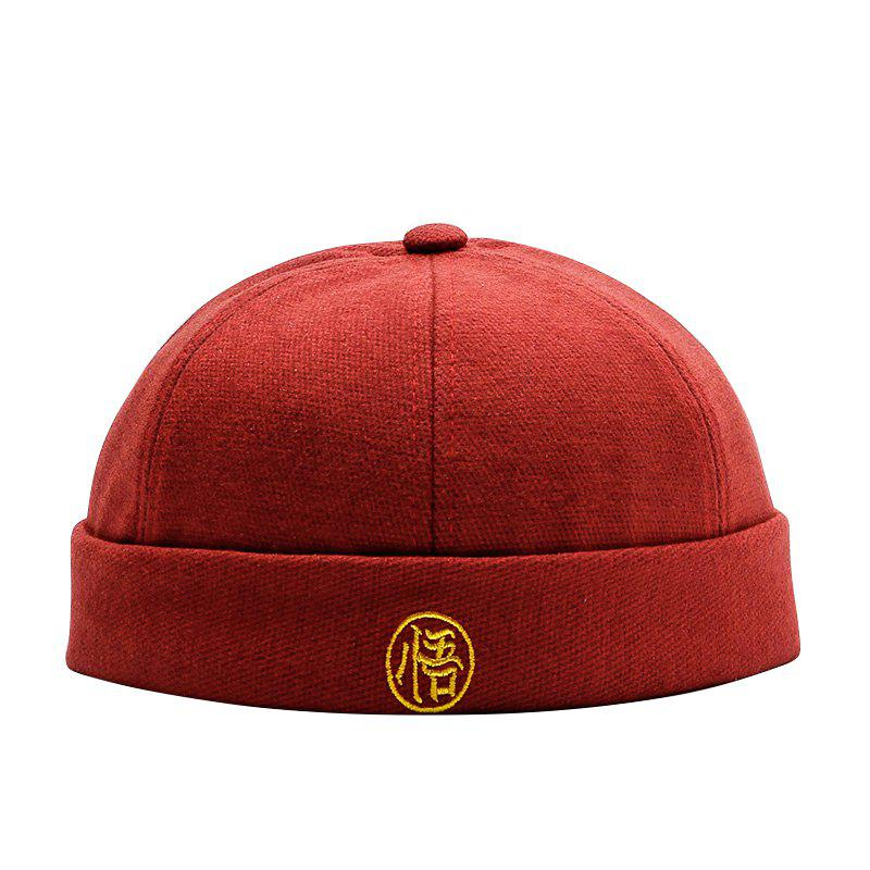 Latest Male and Female Hip Hop Children's Personality Curling Parent-child Cap