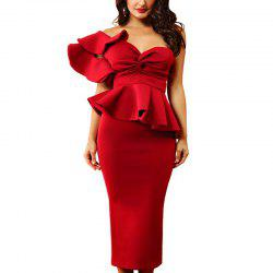 Women'S Cocktail Evening Dress -