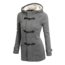 Autumn and Winter Ladies Hats Jackets Coats Thickened Hairs Cotton Jackets -