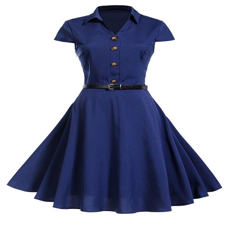 Best Dress Dresses in Solid Color with Short Sleeves