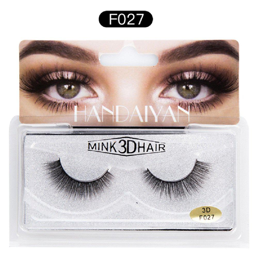 New 3D Warping and Soft Cuticles with False Eyelashes