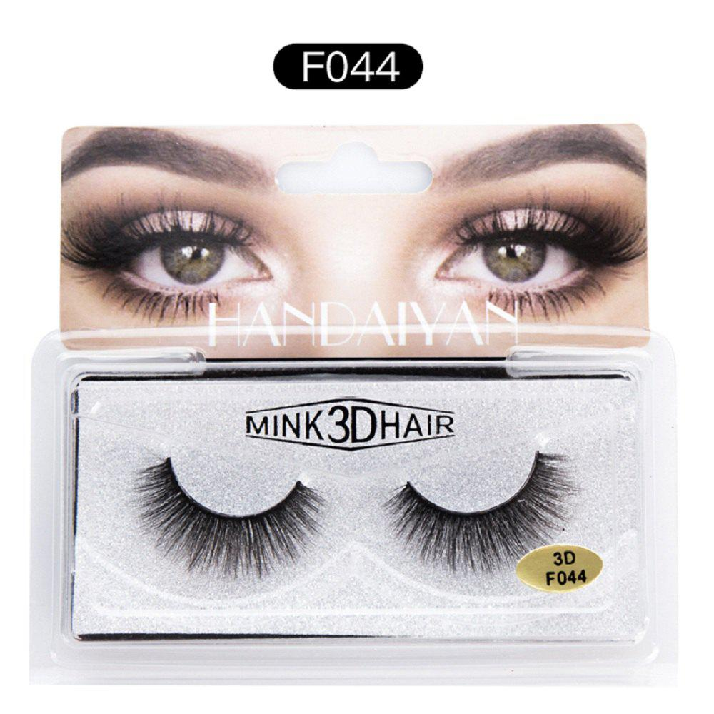 Fashion 3D Warping and Soft Cuticles with False Eyelashes