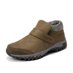 Men's Outdoor Keep Warm Cotton Shoes Casual Sport Snow Boot Winter -