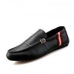 2018 New Spring and Autumn Loafer Trend Slip On Men Casual Shoes -