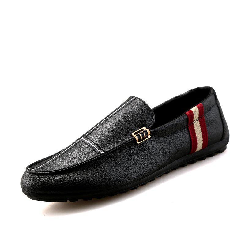 Hot 2018 New Spring and Autumn Loafer Trend Slip On Men Casual Shoes
