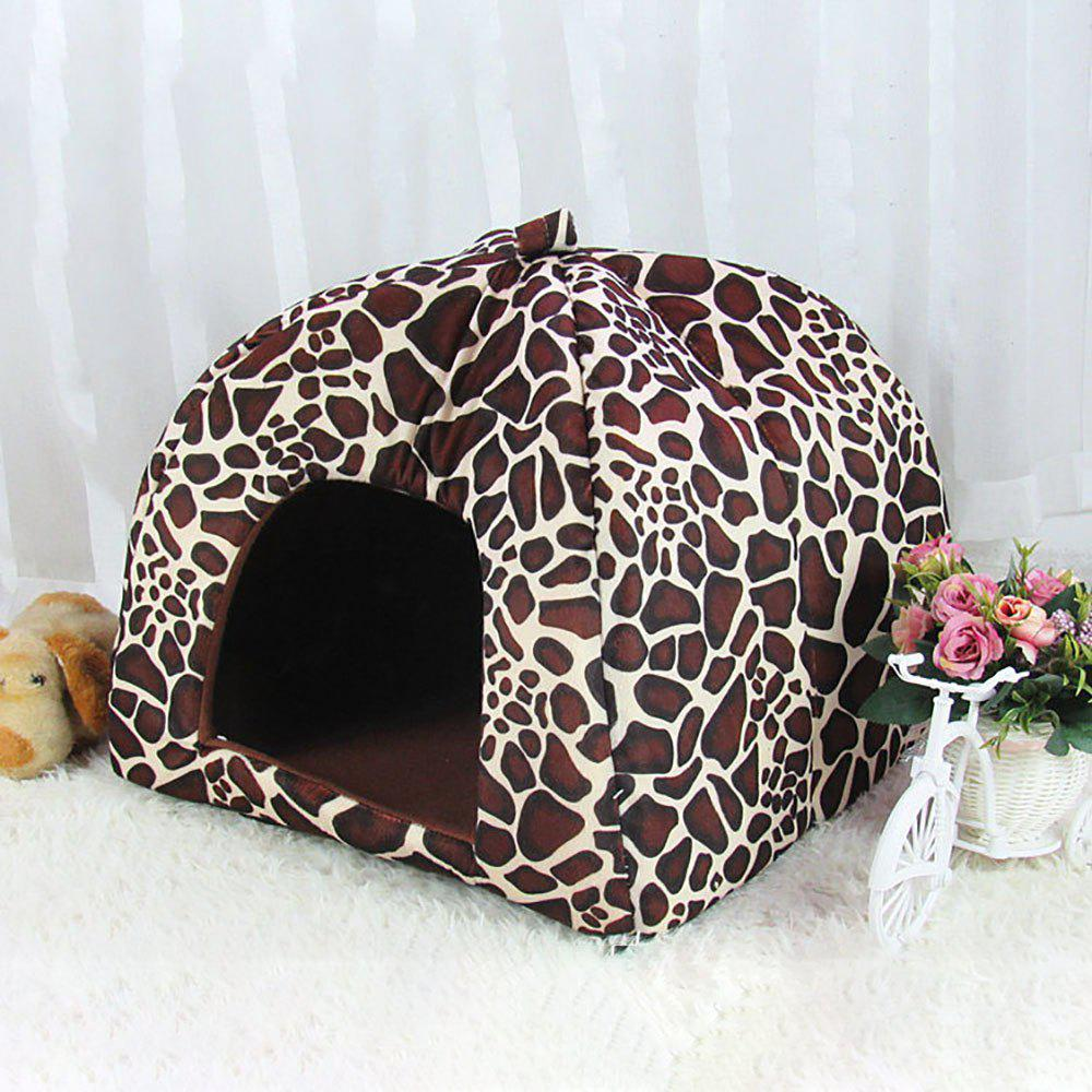 Dog kennel cat kennel strawberry kennel pet supplies dog cage cat cage