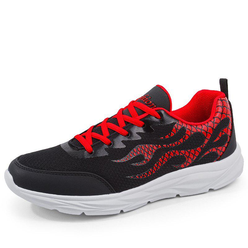 Buy Men Mesh Lightweight Breathable Casual Sports Shoes