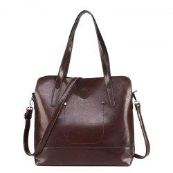 Women Handbag Shoulder Shopper Totes Satchel Large Messenger Bag -