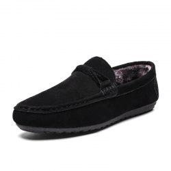 Tide Fashion Low Top Driving Men Casual Shoes Slip on -