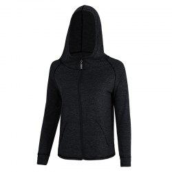 Quick-drying Outdoor Sports Hooded Jacket Yoga Clothes -