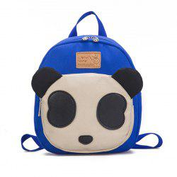 Cubs Cute Animal Zipper Closed Children's Bag -