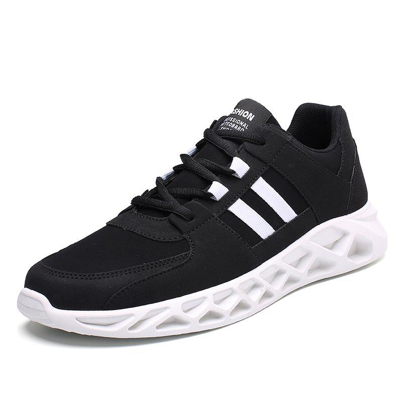 Outfits Men Sports Shoes Fashion Running Shoes Lace Up Spring Autumn