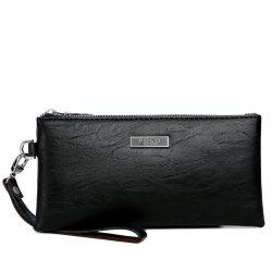 VICUNAPOLO V316 Large-Capacity Envelope Bag Men'S Clutch Stylish and Casual -