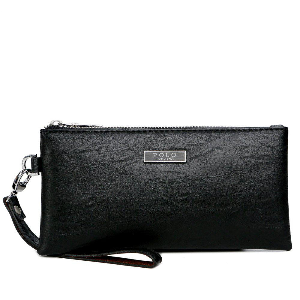 Buy VICUNAPOLO V316 Large-Capacity Envelope Bag Men'S Clutch Stylish and Casual
