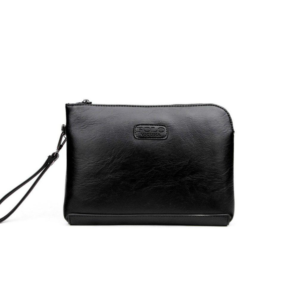 Sale VICUNAPOLO V304 Large-Capacity Envelope Bag Men's Clutch Stylish and Casual