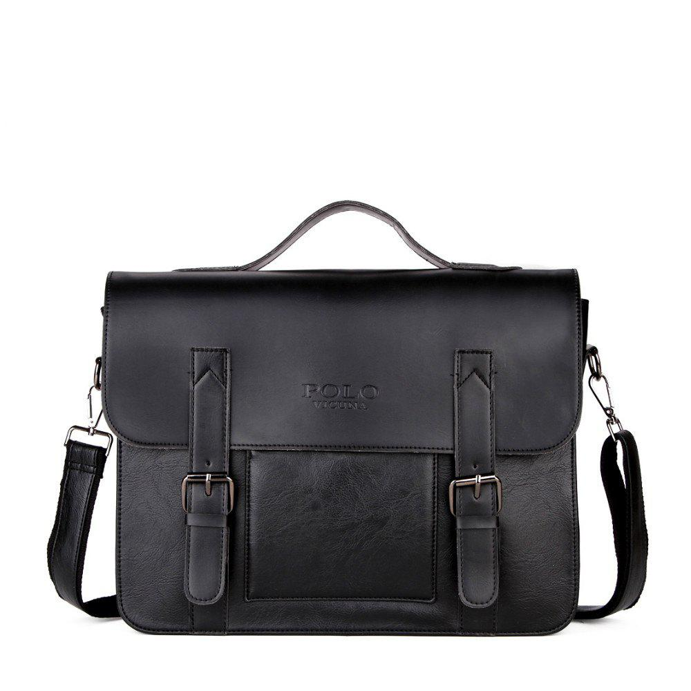 Latest VICUNAPOLO V6615 Fashion Simple Men'S Bag
