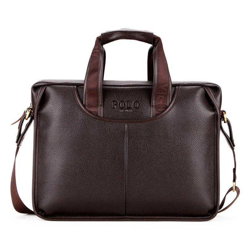 New VICUNAPOLO V6607 Fashion Simple Men's Bag