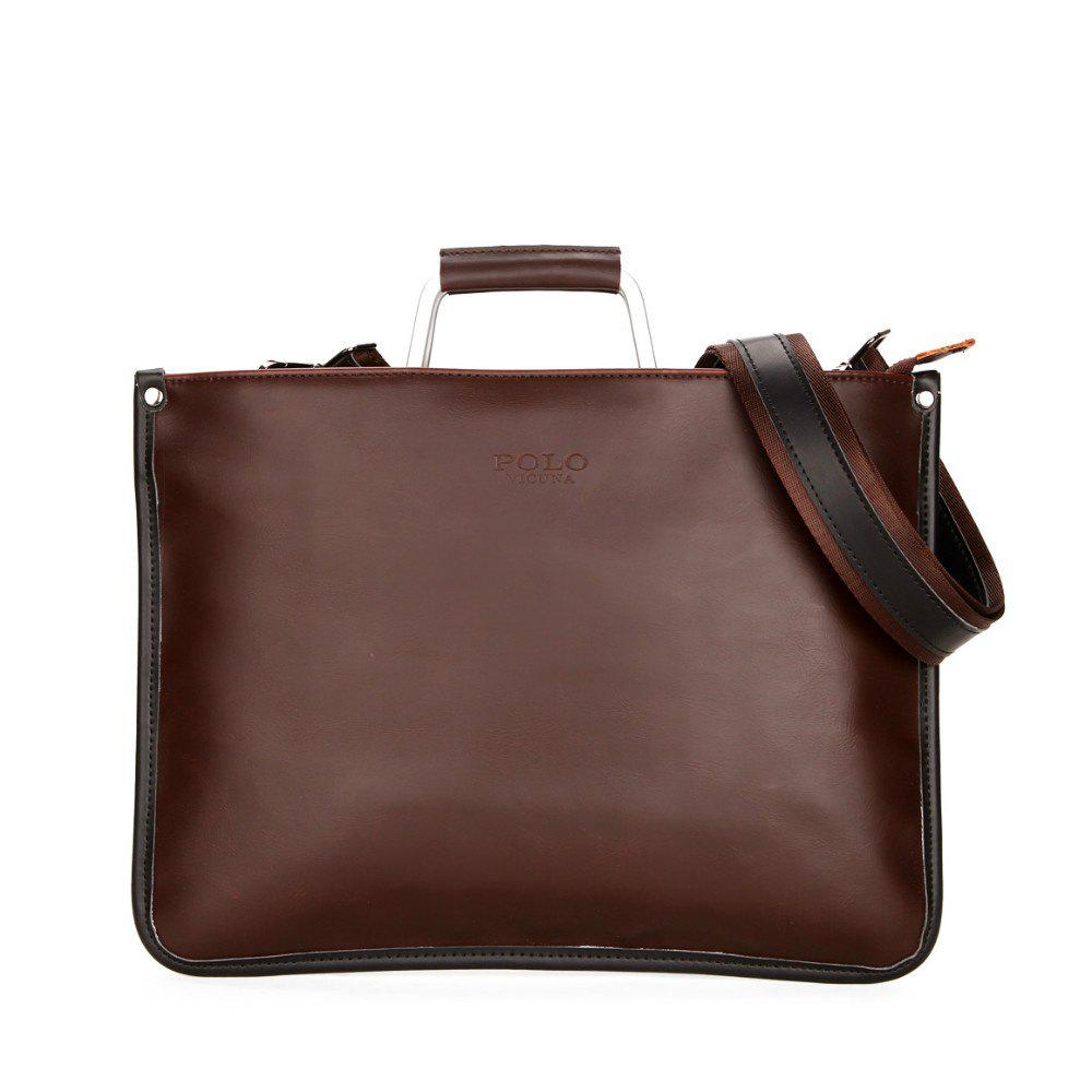 Best VICUNAPOLO V6609 Fashion Simple Men's Bag