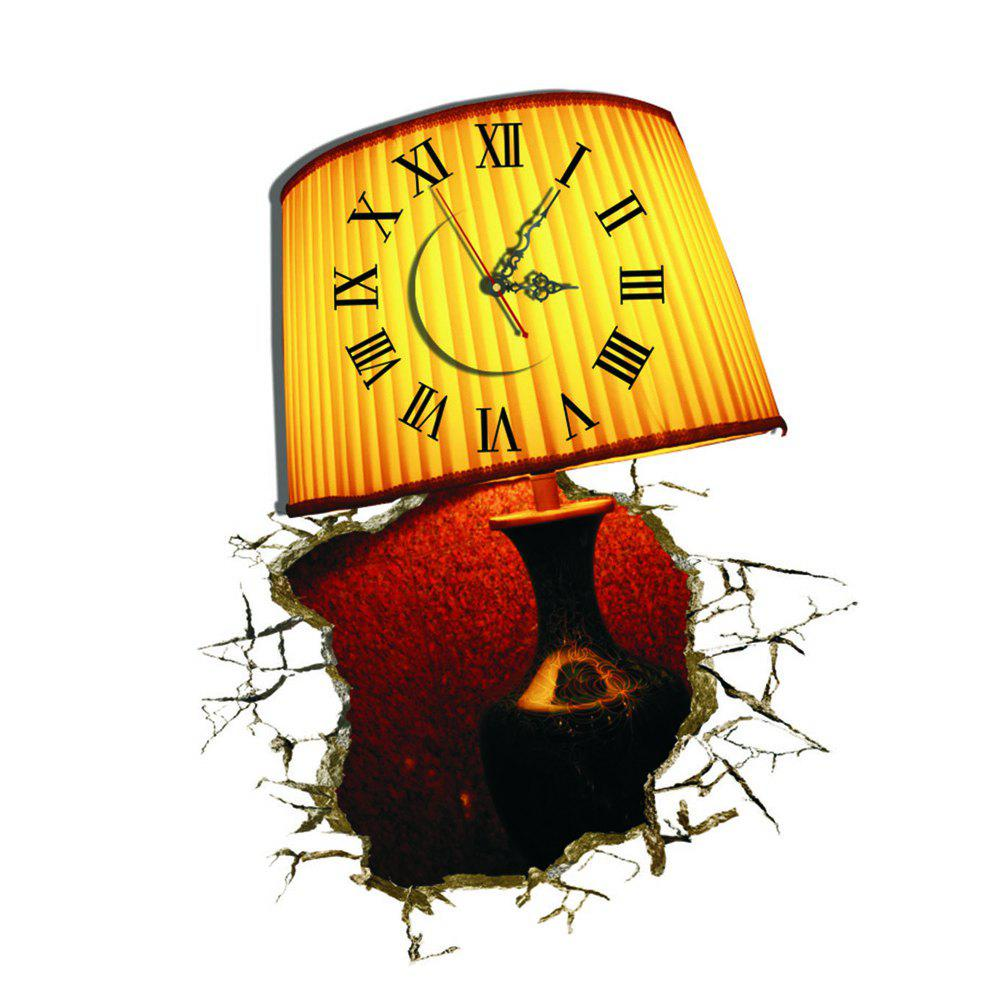 Affordable Wall 3D Clock Sticker for Home Room Decoration Gift
