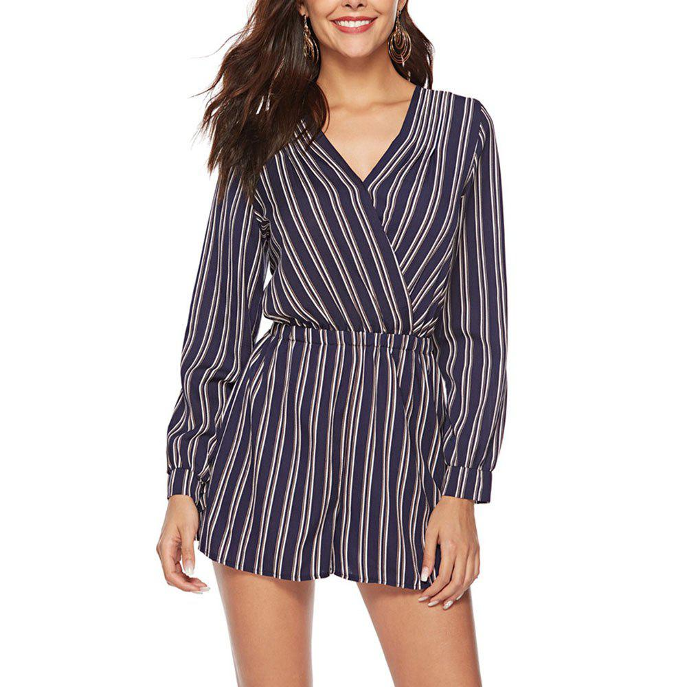 Sale New Striped Jumpsuit for Women