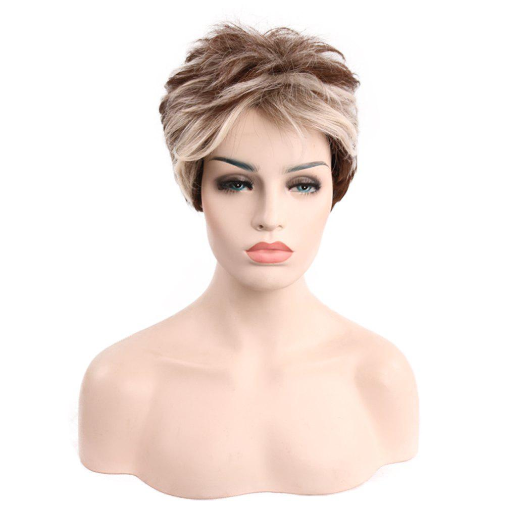 Trendy Ladies Stylish Shaggy WIG-098
