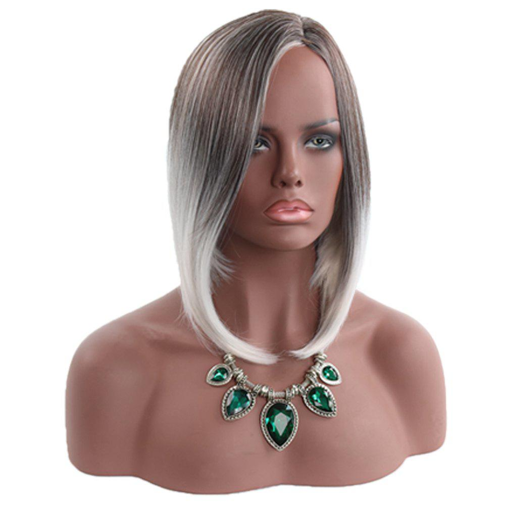 Store Fashionable and Lifelike Straight Hair in Cent Short WIG-223