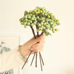 Little Berries Artificial Flower Home Decor DIY Wedding Bridal Bouquet -