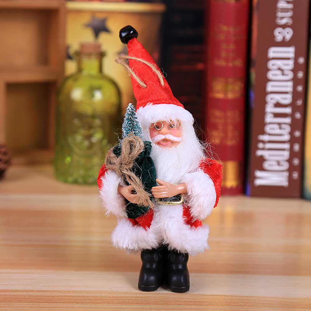 2018 Christmas Gifts The Simulation Old Man Puppet Shopwindow ...